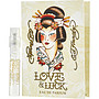 ED HARDY LOVE & LUCK Perfume Autor: Christian Audigier #207238